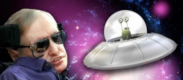 Avertisment dur dat omenirii de Hawking