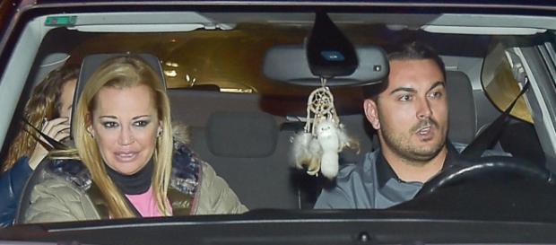 Belén Esteban y su pareja Miguel, en crisis