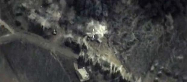Capture vidéo du ministère de la défense Russe