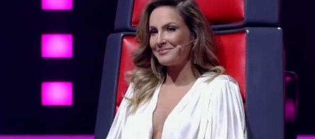 Claudia Leitte no The Voice Brasil