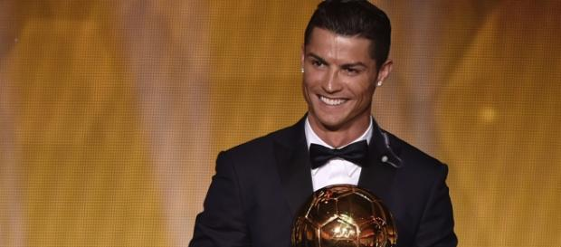 Cristiano Ronaldo é o atual detentor do título.