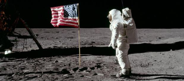 Edwin Aldrin, astronauta del Apolo XI