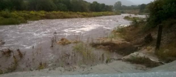 esondazione del fiume Siligheddu