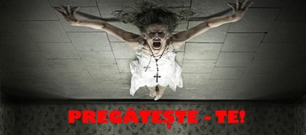 Exorcizare difuzata in direct la TV