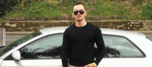 Giosuè Ruotolo, accusato del duplice omicidio
