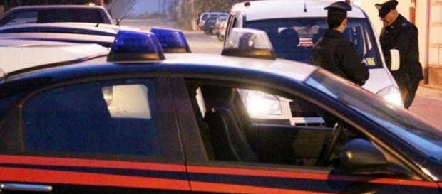 I carabinieri della compagnia di Mondragone