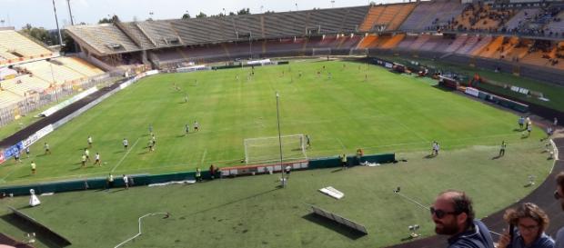 Il Lecce si prepara alla sfida contro il Catania.