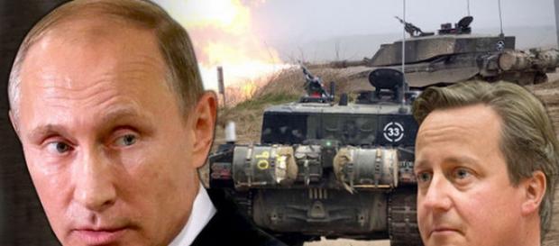 Marea Britanie - planuri de razboi contra Rusiei