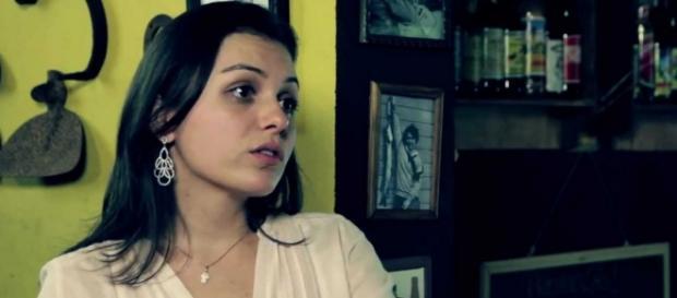 Monica Iozzi ironiza Luciana Gimenez