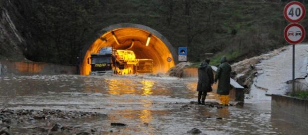 Sardegna ancora sott'acqua, tanti i danni