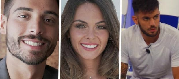 Silvia, Gianmarco e Amedeo: Uomini e Donne