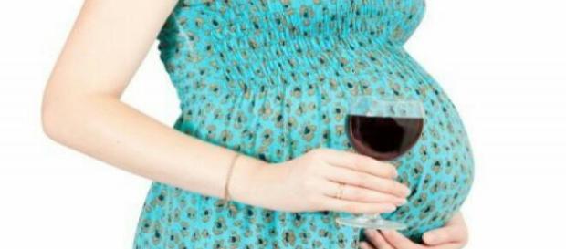 Spune nu alcoolului în sarcină!