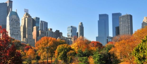 Viaggiare in autunno: The Big Apple