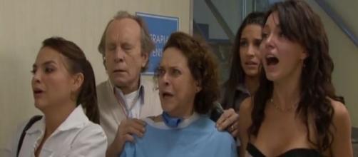 Família fica em choque ao receber a notícia
