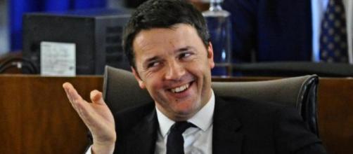 Matteo Renzi, premier e leader del Pd