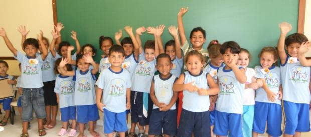 A educação pré-escolar carece de investimentos.