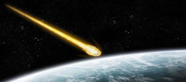 Asteroide se aproxima da Terra