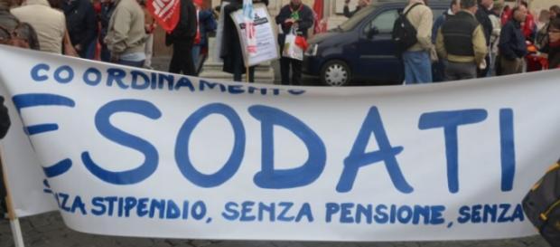 P.D e sindacati incalzano il governo su pensioni