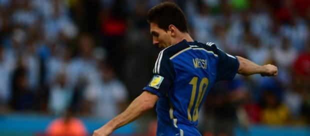 Para Messi, Dybala es su posible sucesor