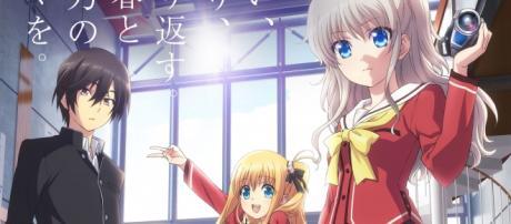 Charlotte uno de los mejores animes del 2015