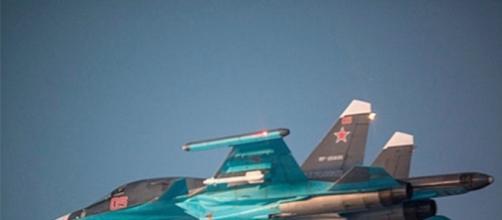 Avión de combate de la Federación Rrusa