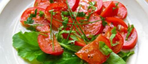 Ensalada y tomate: antes más bueno que ahora