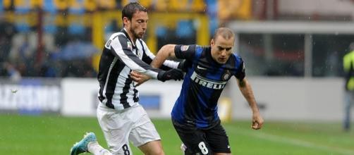 Inter-Juventus, posticipo 8^ giornata di Serie A