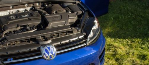 Uno dei motori Volkswagen coinvolti