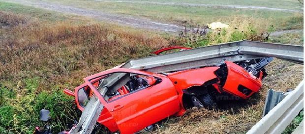 Accident tragic în județul Vaslui