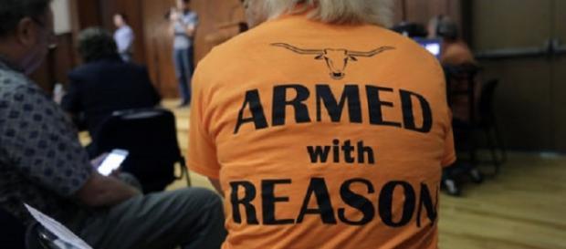 Debate sobre el uso de las armas en Austin (Texas)
