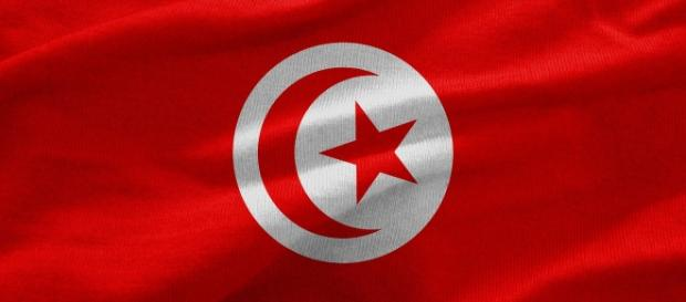 Flaga Tunezji fot.Mourad El Mekki