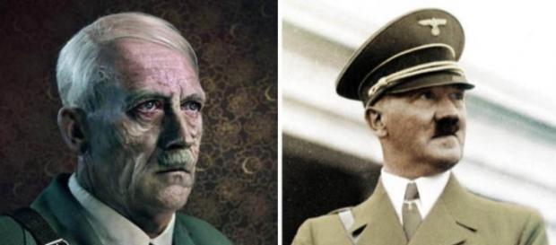 Hitler a fugit din Berlin, in secret