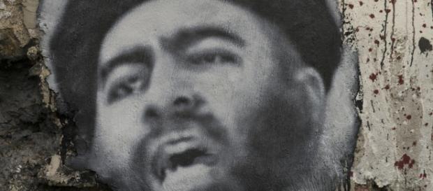 Il ritratto del Califfo al Baghdadi