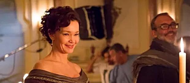 Júlia Lemmertz é Dorotéia em 'Além do Tempo'