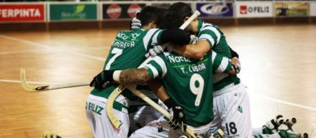 Apesar da derrota, Sporting deixou boa imagem.