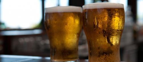 Bere birra fredda è elisir di lunga vita