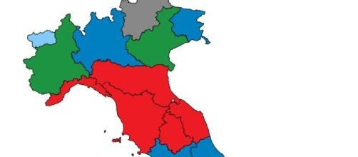 Come potrebbero cambiare le Regioni italiane.