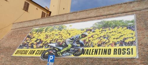 Il fan club di Valentino: meta di pellegrinaggio