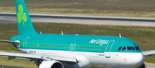 Jovem morre em voo da Aer Lingus