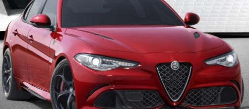 La nuova berlina Alfa Romeo Giulia