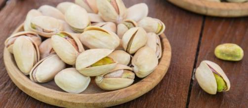 pistachos cuantas calorias tiene