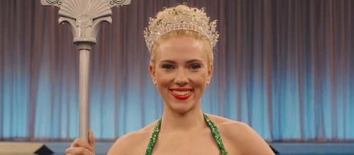 Scarlett Johansson, sirena en 'Hail, Caesar!'