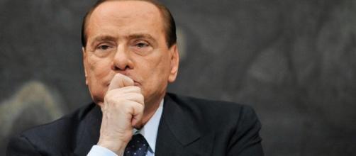 Silvio Berlusconi in riflessione