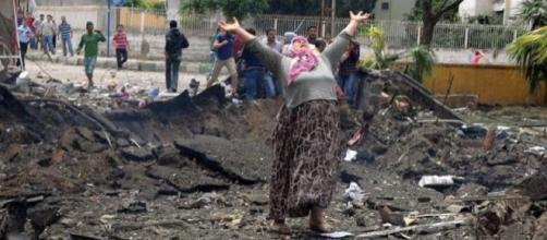 Terrorist Attack in Ankara, Turkey