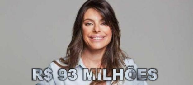 Cicarelli poderá receber R$ 93 milhões do Google
