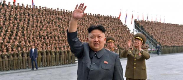 Ditador Kim Jong-un / Foto: lestimes.com
