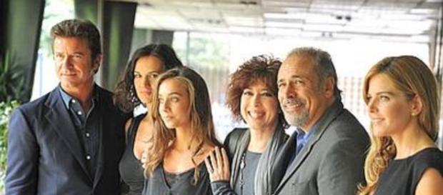 Foto sito Adnkronos, cast Provaci ancora Prof 6.