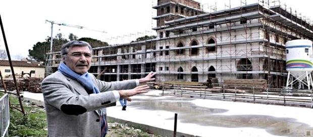 Il restauro del Grand Hotel Palazzo di Livorno