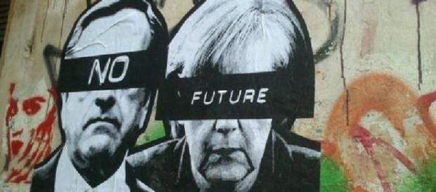 Merkel - ślepy prorok prowadzi Niemcy ku zagładzie