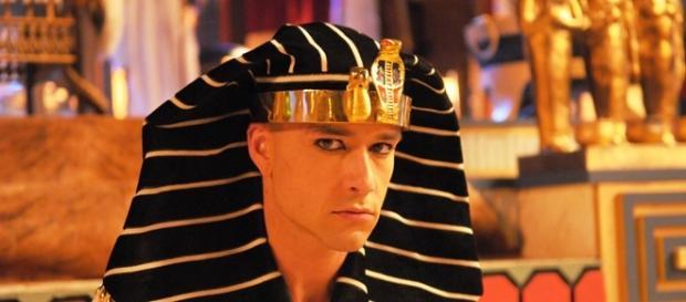 Ramsés verá cena épica de camarote